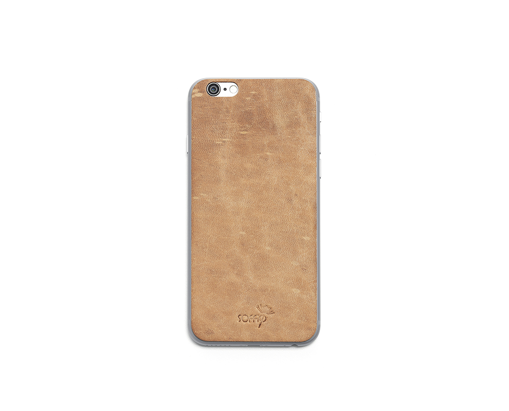 iPhone 6S leather skin