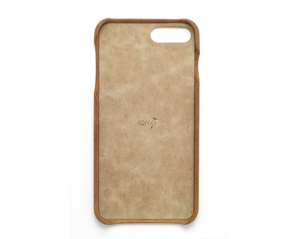 custodia in pelle per iPhone